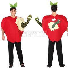 Disfraz Manzana para hombre
