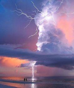 Thunderstorm of the coast of Marco Island  F L ☉ R  D A . .  Photo Cred @carloslmoreno #staysaltyflorida #staysalty #florida #floridalife #loveflorida #visitflorida #sunshinestate #roamflorida #lovefl #pureflorida #upsideofflorida #flogrown #saltlife #beachlife #thunderstorm #lightning #coastalliving #floridalifestyle #southflorida #swflorida #swfl #sunset #naturelovers