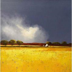 English Countryside III by John Horsewell