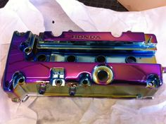 Neo Chrome Valve Cover | Aurora Neo Chrome Valve Cover ***DIRT CHEAP!!***RARE***BRAND NEW ...