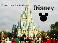 WNY Deals and To-Dos: : Travel Tips for Visiting Disney World