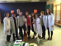 Equipo de detección escolar en colegio Runnymede, en Madrid.  Master BOSTON presencial, 2015-2016