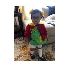 La Chilindrina DIY Costume  #KidsCostumes