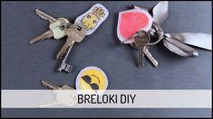 Brelok do kluczy tutorial   DIY DOMODI TV
