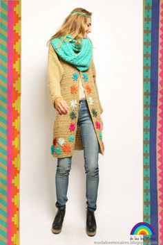 Moda otoño invierno 2013 De las Bolivianas