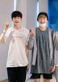♥ Ong Seung Woo - Kang Daniel ♥
