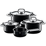 Made in Germany. Find cooking pot, casserole and cookware sets at the WMF online offer. Casseroles, Tapas, Induction Stove, Electric Stove, Cooking Appliances, Wmf, Pot Sets, Cool Technology, Colors