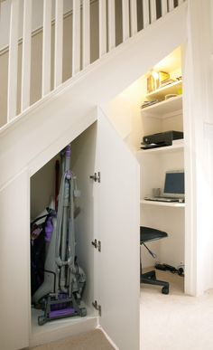 Adorable Storage Ideas For Under Stairs 18 Basement Stairs Adorable ideas Stairs Understairs Storage adorable basement Ideas stairs storage Under Stairs Drawers, Stair Drawers, Space Under Stairs, Under Stairs Cupboard, Office Under Stairs, Under Stairs Storage Solutions, Under Stair Storage, Staircase Storage, Staircase Ideas