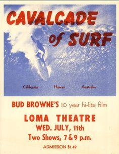 Cavalcade of Surf