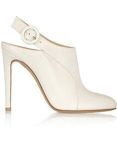 945503633f2 Chaussure de mariée blanc cassé Altuzarra printemps été 2015 - 40 chaussures  de mariée à mettre à nos pieds le jour J - Elle