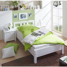 Massivholzbetten weiß  BRIMNES Κρεβάτι επισκέπτη με 2 συρτάρια - IKEA | KIDS | Pinterest