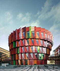 O Kuggen é um incrível edifício sustentável em Gutemburgo, na Suécia;