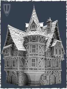 Mansion from tabletop-world.com