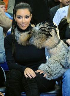Kim's Fur Fantasy / Пальто и шубы / ВТОРАЯ УЛИЦА