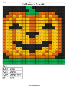 Halloween Pumpkin- Holiday Addition
