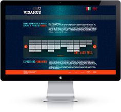 Web concept for Vigamus - Museo del Videogioco Roma
