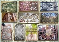 Image detail for -Custom Ornamental Iron Garden Gates and Pool Gates, Single and Double ...