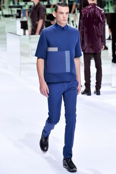 Dior Homme Spring 2014 Menswear Collection Slideshow on Style.com