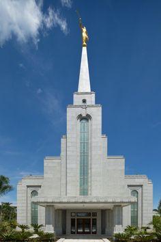 Manaus Brazil Temple of The Church of Jesus Christ of Latter-day Saints. #lds #mormon #temple