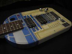 Star Wars R2-D2 Guitar