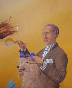 Monsieur Antoine - Big Wig, A Little History of Hair (England)