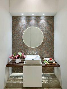Trendy Ideas for house plans modern luxury bath Washroom Design, Vanity Design, Toilet Design, Modern Bathroom Design, Bathroom Interior, Wash Basin Counter, Sink, Bathroom Shower Panels, Washbasin Design
