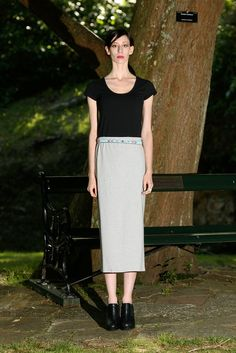 Whitehall maxi skirt. $30