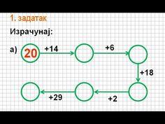 Сабирање до 100 (45 + 20) - Вежбање (В)