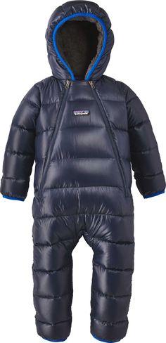 8f8f672e3 Patagonia Infant Boys' Hi-Loft Down Sweater Bunting, Size: NB-7LBS