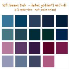 soft summer dark (16 er)