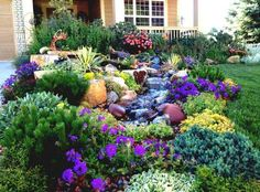 35 Breathtakingly Beautiful Front-yard Landscaping Ideas