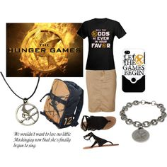 May the Odds..., created by hollie29 on Polyvore
