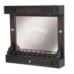 Jack Daniel's Back Bar | Game Room
