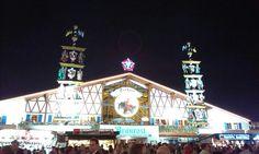 Munich2014 San Francisco Ferry, Fair Grounds, Building, Fun, Travel, Oktoberfest, Viajes, Buildings, Destinations