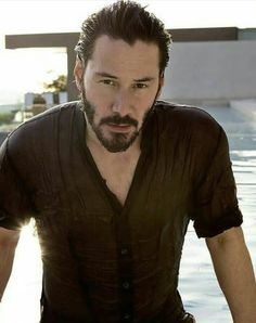 Keanu Reeves' Style Evolution, From Grunge Heartthrob To Ageless Wonder – Celebrities Woman Keanu Reeves John Wick, Keanu Charles Reeves, Most Beautiful Man, Gorgeous Men, John Rick, Keanu Reeves Quotes, Keanu Reaves, Actrices Hollywood, Hollywood Actor