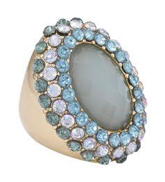 Bijou Brigitte  Ring - Turquoise Ocean