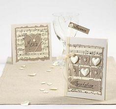 12257 Eine Hochzeitseinladung