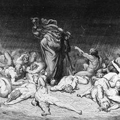 Inferno Illustrations by Gustave Dore