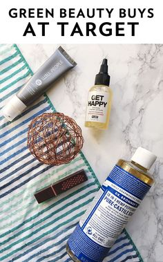 The best nontoxic beauty buys from @target