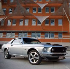 1969 Ford Mustang. Find parts for this classic beauty at http://restorationpartssource.com/store/