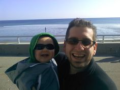 Matt and his little guy