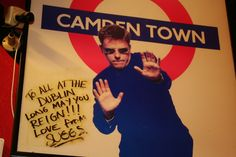 Dublin Castle in Camden London - Fancy it ain't, but as a slice of rock and roll history it's hard to beat, hosting regular live gigs. Camden London, Camden Town, Rock And Roll History, Dublin Castle, 80s Music, Cool Bands, My Childhood, Mod Fashion, My Love