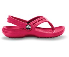 Crocs™ Shoes | Comfortable & Casual Footwear | $19.99 |  #Pink #Pretty in Pink #Shoes #Crocs  For cute pink styles, shop www.Crocs.com/crocs-shoes/footwear,default,sc.html?prefn1=refinementColor&prefv1=Pink
