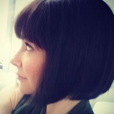 Evangeline Lilly Gets a Dramatic Bobbed Haircut!  #InStyle