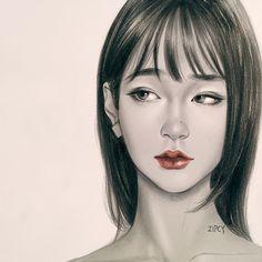 연필 일러스트 수업자료 #pencildrawing #pencil #drawing #draw #doodle #sketch #daily #model #photograph #portrait #illust #illustration #illustrator #zipcy #그림 #드로잉 #낙서 #인물화 #일러스트레이터집시 #일러스트 #집시
