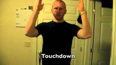 How to Sign Football Signs in ASL, great for all sports fans and ASL fans !! #ASL #football #superbowl