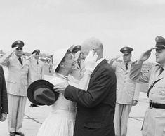 Dwight Eisenhower, History Facts, Couple Photos, Couples, People, Couple Shots, Couple Photography, Couple, People Illustration