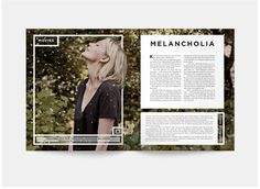Experimental Redesign of People Magazine | Rachel Willey | #Editorial #Spread Layout