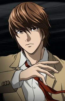 Light Yagami 壁紙 containing comic book in The DEATH NOTE デスノート Club