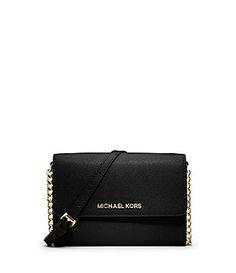 MICHAEL Michael Kors Jet Set Travel Large Phone CrossBody Bag #Dillards